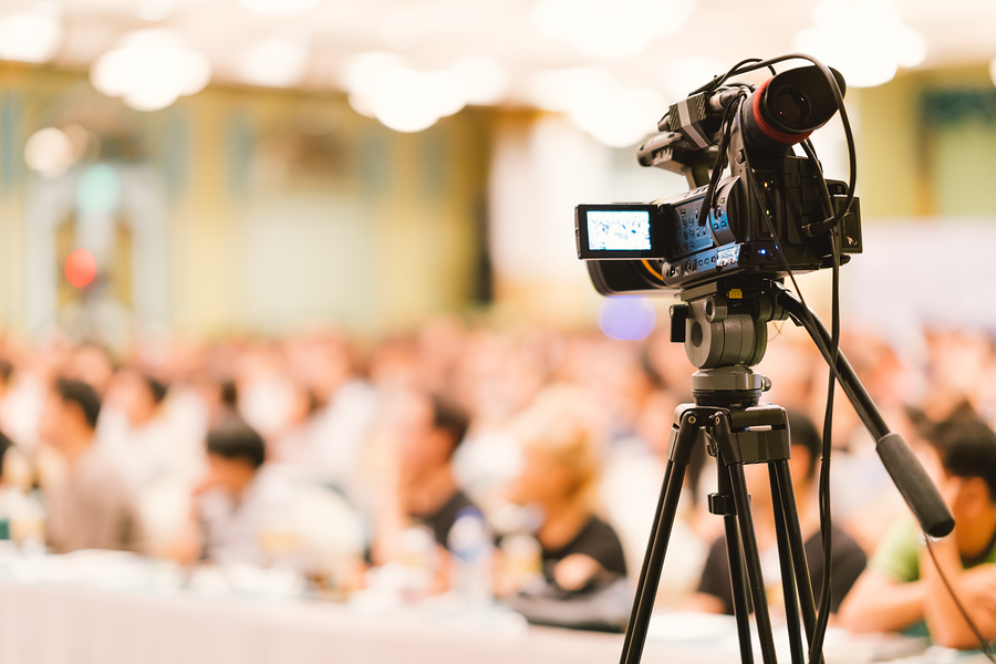 videography for any events