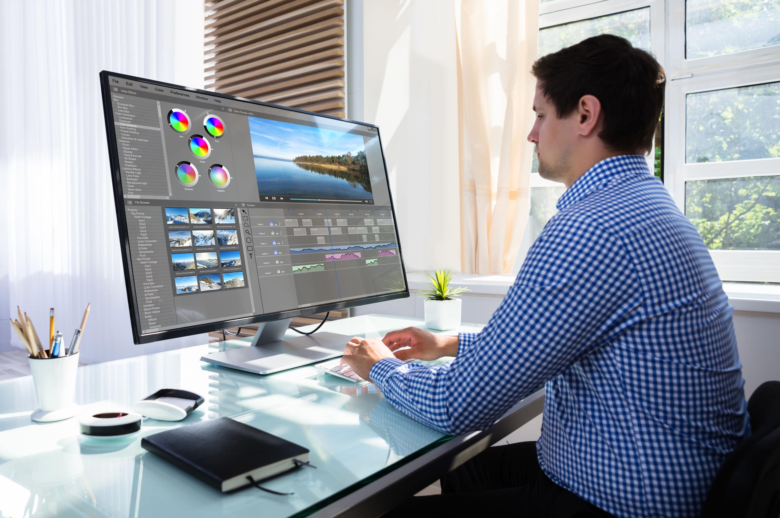 video editing editor buffalo ny